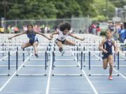 2A & 4A Track & Field State Championships (May 21, 2016)