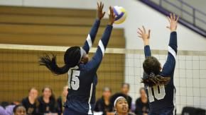 Volleyball: Heritage vs Riverside (Oct. 18, 2014)