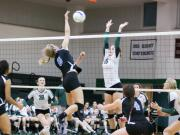 Volleyball: Cleveland vs. Cardinal Gibbons (Oct. 21, 2014)