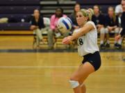 Volleyball: Leesville Road vs. Broughton (Oct. 21, 2014)