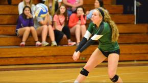 Volleyball: Cardinal Gibbons vs Lee County (Oct. 28, 2014)