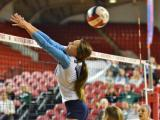 Volleyball: 2-A South Granville vs Hendersonville (Nov. 1, 2014)