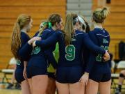 Volleyball: Athens Drive vs. Leesville Road (Oct. 24, 2015)