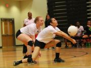 Volleyball: New Bern vs. Panther Creek (Oct. 29, 2015)