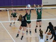 Volleyball: Cardinal Gibbons vs. Broughton (Oct. 31, 2015)