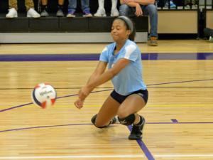 Volleyball: South Granville vs Carrboro (Nov. 3, 2015)