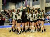 State Class AAAA Volleyball - Cardinal Gibbons Vs Northwest Guil