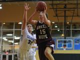 Girls Basketball: Green Hope vs. Panther Creek (Jan. 11, 2013)