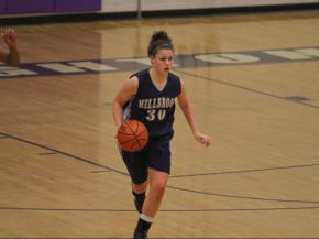 Girls Basketball: Millbrook vs. Broughton (Jan. 31, 2013)