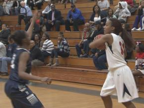 Jordan vs. Hillside Girls Basketball
