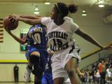 Girls Basketball: East Wake vs. Southeast Raleigh (Feb. 22, 2013)