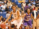Girls Basketball: Millbrook vs. Broughton (Mar. 6, 2013)