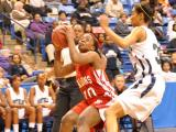 Girls Basketball: Southeast Raleigh vs. Seventy-First (Mar. 6, 2013)