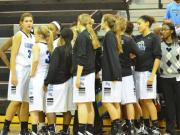 Girls Basketball: Cleveland vs. Panther Creek (Dec. 6, 2013)