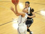 Girls Basketball: Broughton 47, Millbrook 44 (Jan. 3, 2014)