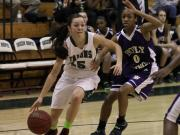 Girls Basketball: Green Hope 57, Holly Springs 46 (Jan. 10, 2014)