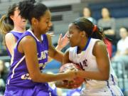 Girls Basketball: Broughton vs. Wake Forest (Jan. 24, 2014)