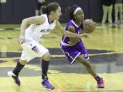 Girls Basketball: Millbrook 61, Broughton 60 (Feb. 17, 2014)