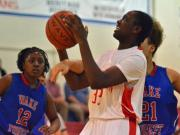 Girls Basketball: Wake Forest vs. Sanderson (Feb. 18, 2014)