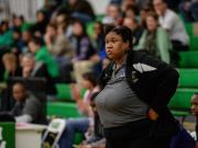 Girls Basketball: Riverside vs. Cary (Feb. 26, 2014)