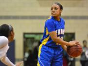 Girls Basketball: Laney vs. Southeast Raleigh (Feb. 28, 2014)
