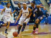 Girls Basketball: Hillside vs. Millbrook (Mar. 6, 2014)