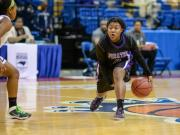 Girls Basketball: Riverside vs. Southeast Raleigh (Mar. 6, 2014)
