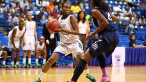 Girls Basketball: Hillside vs. Southeast Raleigh (Mar. 8, 2014)