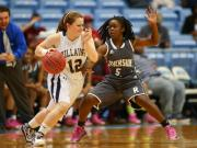 Girls Basketball: Bishop McGuinness vs Riverside (March 15, 2014)