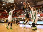 Girls Basketball: Southeast Raleigh vs. Myers Park (March 15, 2014)