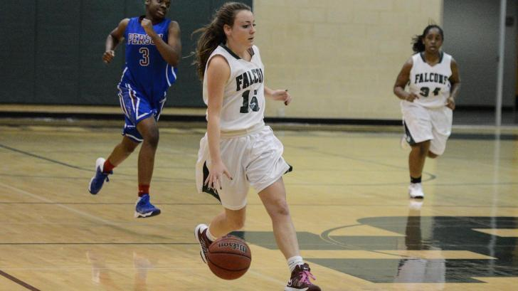 Girls Basketball: Person vs. Green Hope (Nov. 19, 2014)