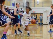 Girls Basketball: Leesville Road vs. Broughton (Nov. 16, 2014)