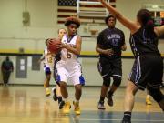 Girls Basketball: Clayton vs. Garner (Dec. 18, 2014)