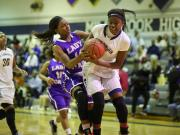 Girls Basketball: Broughton vs. Millbrook (Dec. 19, 2014)