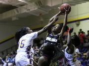 Girls Basketball: Knightdale vs. Garner (Jan. 9, 2015)