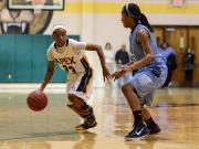 Girls Basketball: Panther Creek vs. Apex (Jan. 9, 2015)