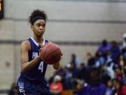 Girls Basketball: Hillside vs. Southeast Raleigh (Jan. 19, 2015)