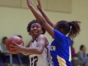 Girls Basketball: Garner vs. East Wake (Jan. 23, 2015)