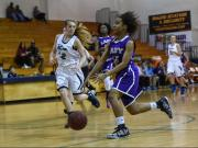 Girls Basketball: Broughton vs. Leesville Road (Jan. 27, 2015)