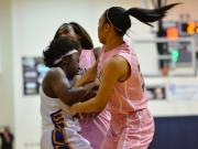 Girls Basketball: Garner vs. Knightdale (Feb. 6, 2015)
