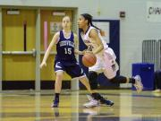 Girls Basketball: Leesville Road vs. Millbrook (Feb. 10, 2015)