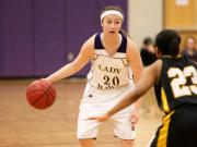 Girls Basketball: Apex vs. Holly Springs (Feb. 13, 2015)