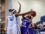 Girls Basketball: Broughton vs. Heritage (Feb. 13, 2015)