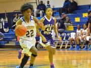 Girls Basketball: Holly Springs vs. East Wake (Mar. 1, 2015)