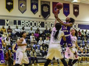 Broughton High School at Millbrook High School - March 2nd