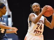 Girls Basketball: Northside vs. North Pitt (Mar. 5, 2015)