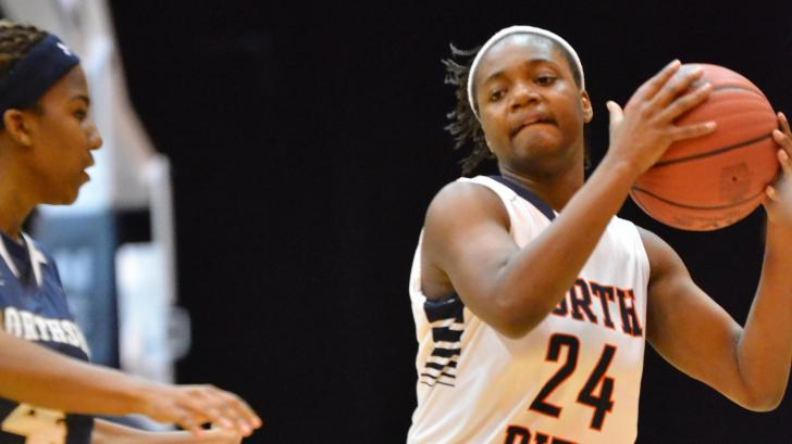 Girls Basketball: Northside vs North Pitt (March 5, 2015)