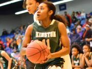 Girls Basketball: Kinston vs. T.W. Andrews (Mar. 5, 2015)