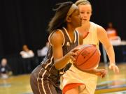 Girls Basketball: Riverside-Martin vs. Roxboro Community (Mar. 5, 2015)