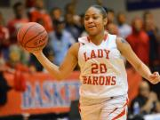 Girls Basketball: Rosewood vs. Gates County (Mar. 5, 2015)